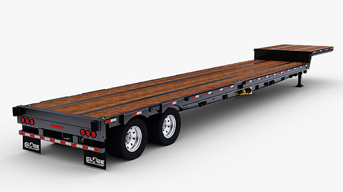 Globe Drop Deck, 40 Ton