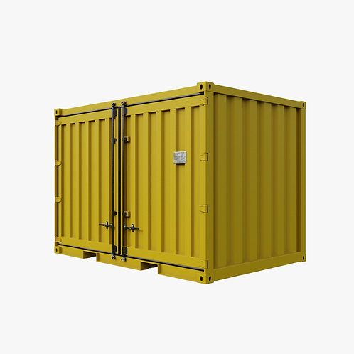 Container 12FT Open Side