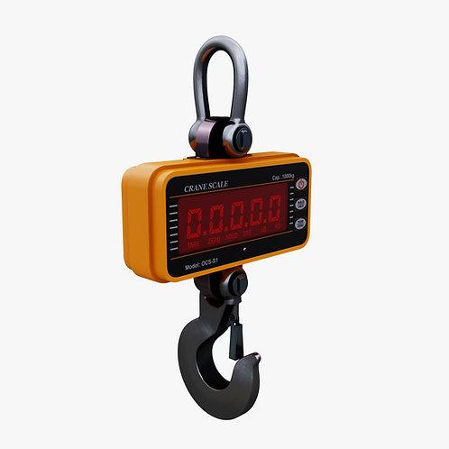 iDili Crane Scale OCS-S1 Orange