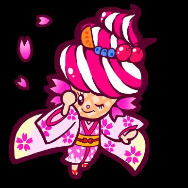 アイスクリームの妖精