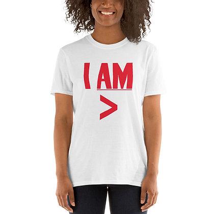 I AM > Short-Sleeve Unisex T-Shirt