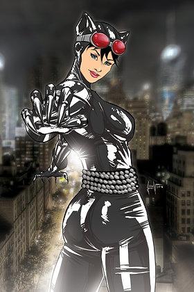 Gotham Sirens -Catwoman