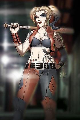 Harley Quinn_A