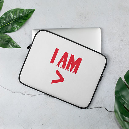I AM > Laptop Sleeve