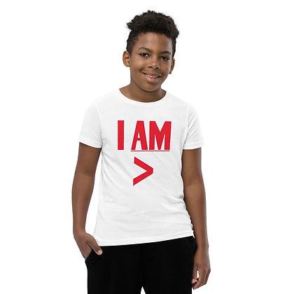 I AM > Youth Short Sleeve T-Shirt
