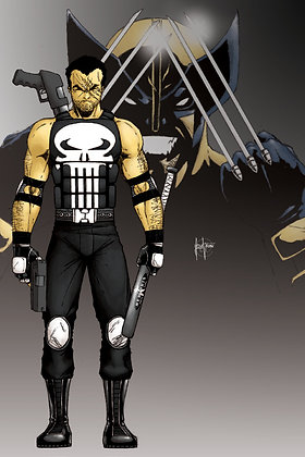 Punisher & Wolverine
