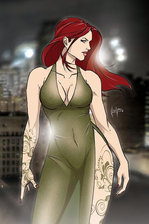 Gotham Sirens - Poison Ivy