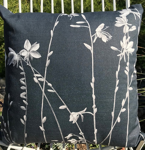 Butterfly bush - Square 40 x 40cm Cushion