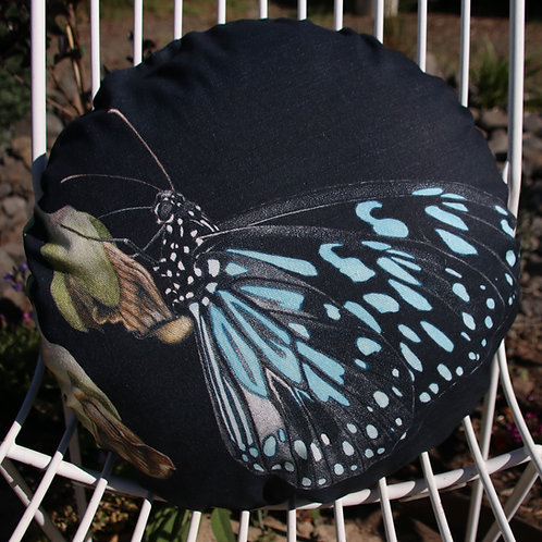 Butterfly - Round 40cm  Cushion