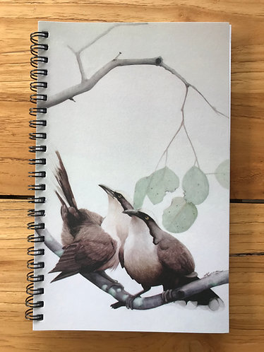 Babblers Lined Notebook