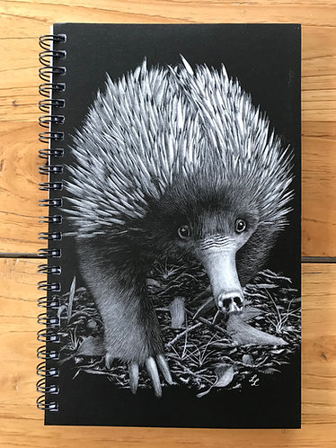 Echidna Lined Notebook