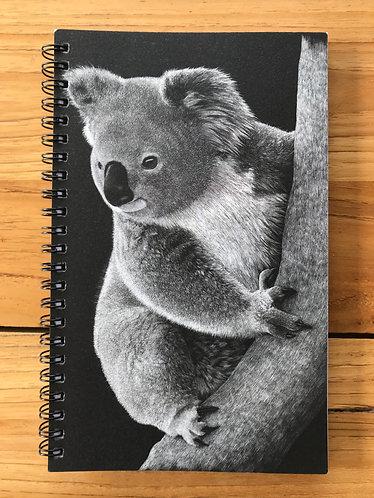Koala/Squirrel Glider Lined Notebook