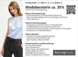 Inserat Baden Modeberaterin 30 09-2021 nach Vereinbarung.jpg