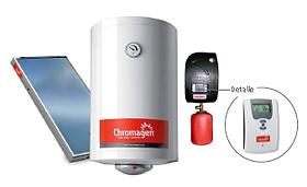 captadores paneles solares drainback termosifon chromagen grupos hidraulicos watts aerotermos tecnivel btu