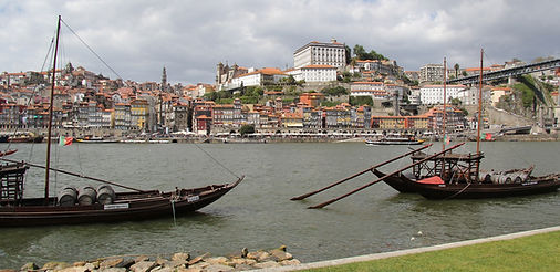 Porto viewed from Gaia