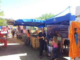 Pour un tour de parapente à la Réunion, retrouvez-nous au marché!
