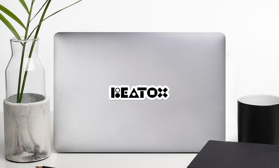 Beatox Stickers