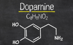 dopamine chemical structure