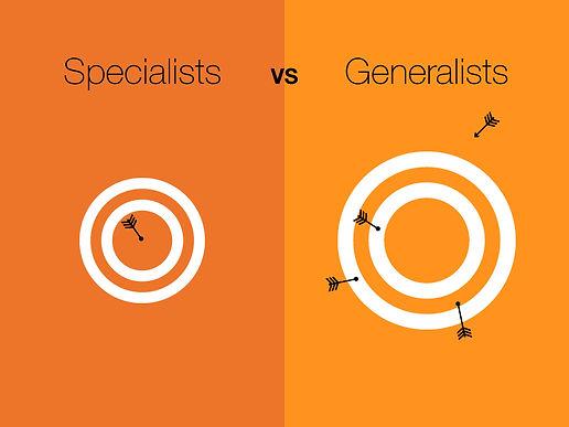Evolve Marketing specialists vs generali