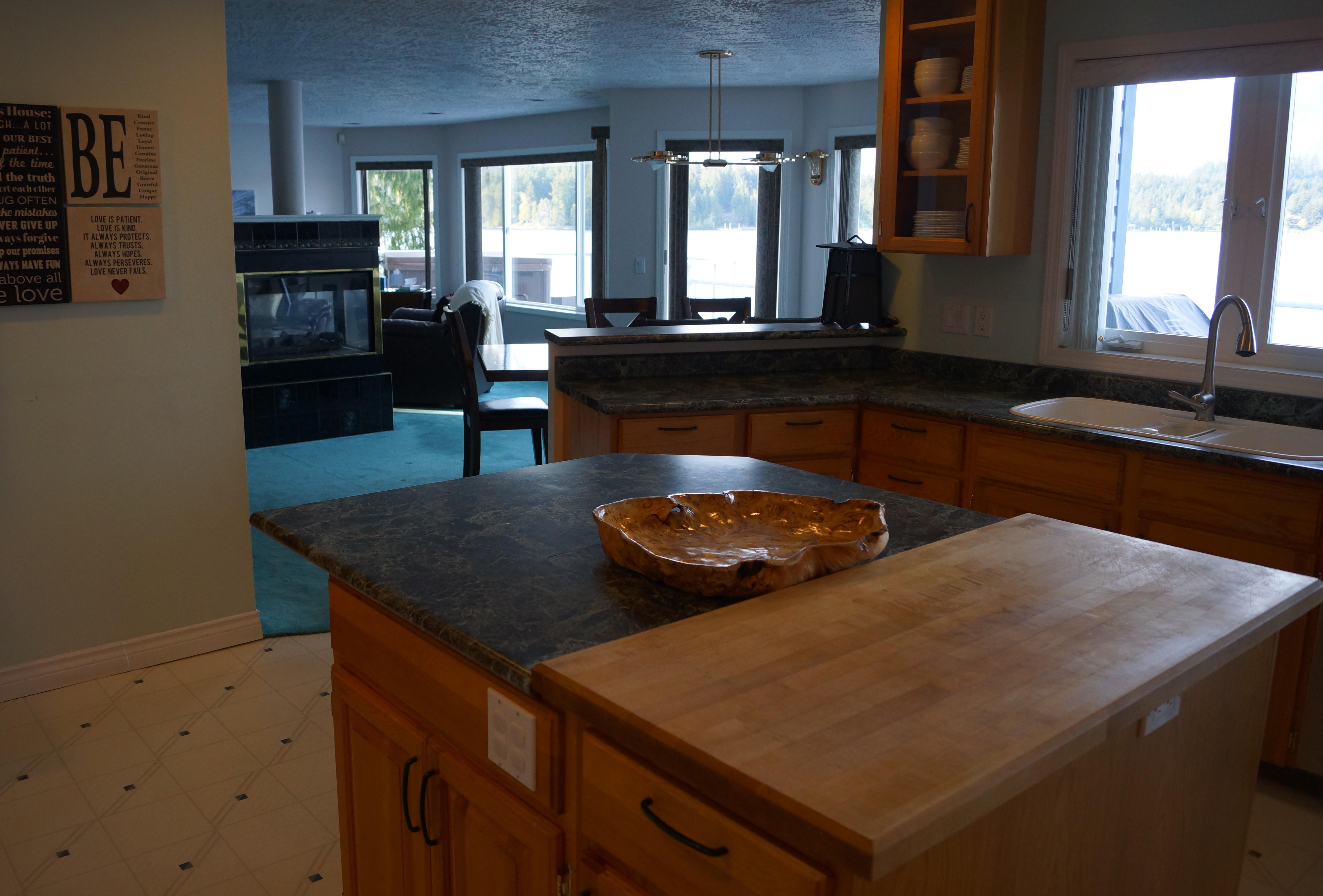 Main Floor Kitchen