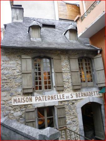 Home of Bernadette
