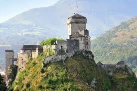 Castle of Lourdes