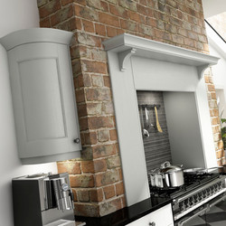 Ashbourne Dove Grey and Chalk White INSE