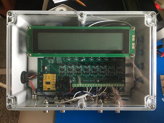 WaterFeature8 Sensor Interface System PROTOTYPE