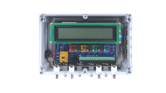 WaterFeature8 Sensor Interface System, Serial+Analog Output