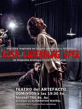 Rosa Luxemburg Oper