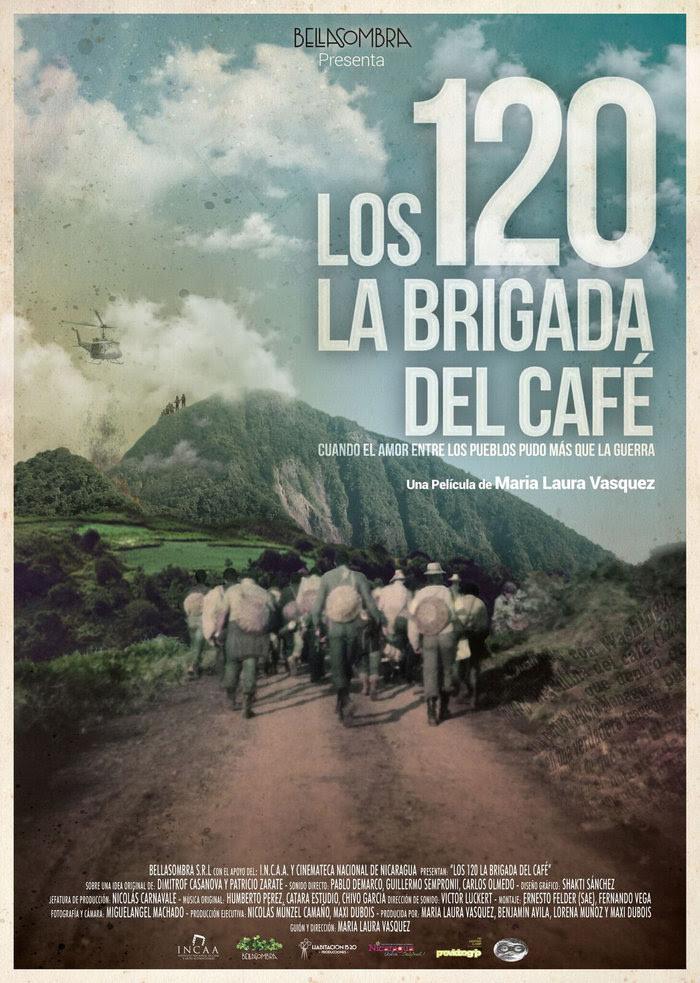 Los 120. La Brigada del Café