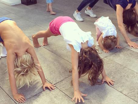 [Save the date Yoga Parents-Enfants à la Mairie du 1er Arrdt]