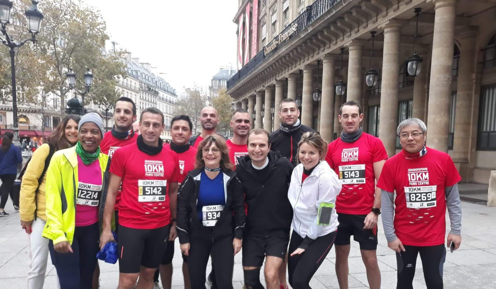10 KMPARISCENTRE- 24 NOVEMBRE 2019