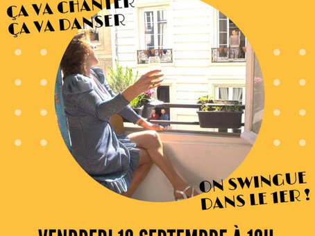 [Save The Date] Vendredi 18 septembre à 18h fête des voisins #ParisCentre