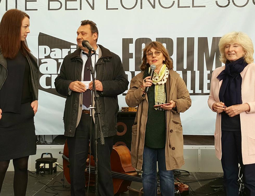 Journée international du jazz - Unesco 2019