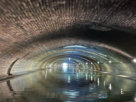 """Canal Saint-Martin, Croisière """"Vieux Paris"""""""