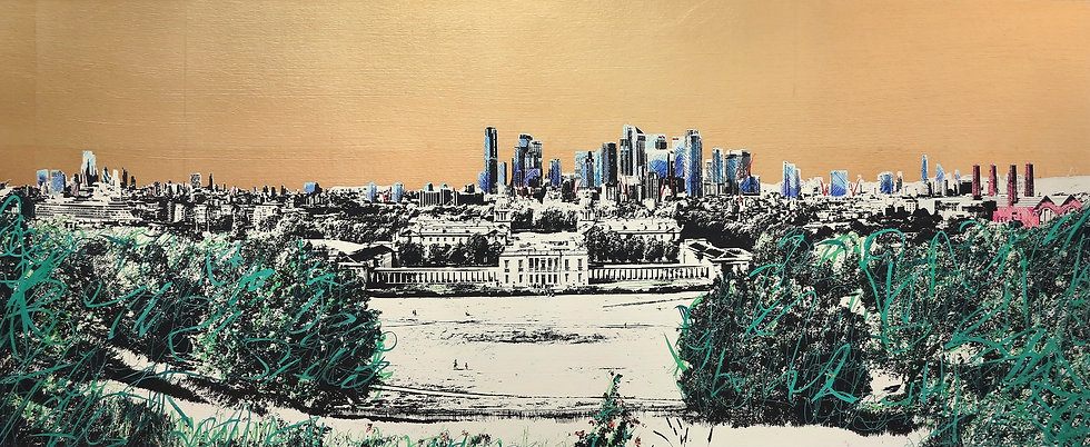 From Greenwich Park