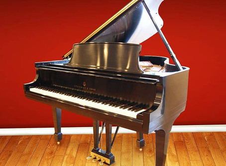The 1928 Steinway Grand Piano
