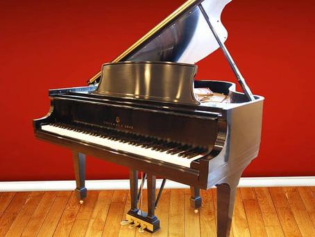 The 1928 Steinway Grand Piano