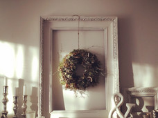 Wreath for all year round