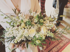 Spring Wedding at Upwaltham Barns
