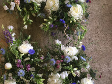 Cissbury Barn Summer Wedding