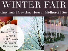 The Country Brocante Winter Fair this weekend