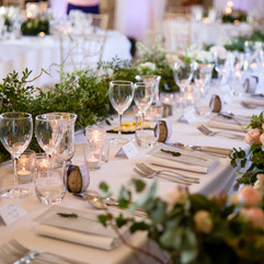 Top Table Styling