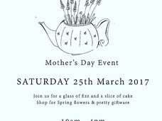 Mother's Day at The Country Brocante Store