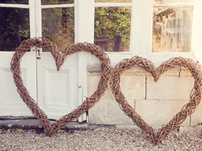 New Props at Sussex Prop Hire Willow Heart