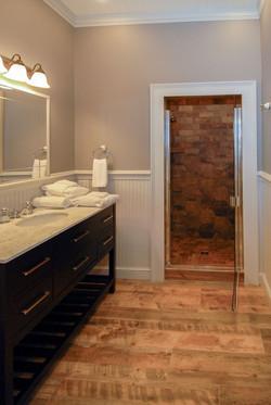 New Bathroom upper