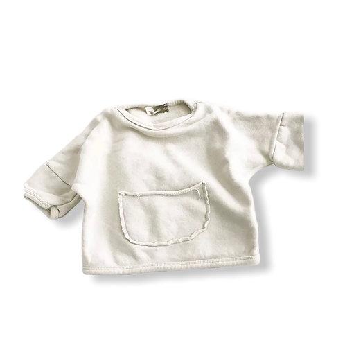Pocket Sweater top