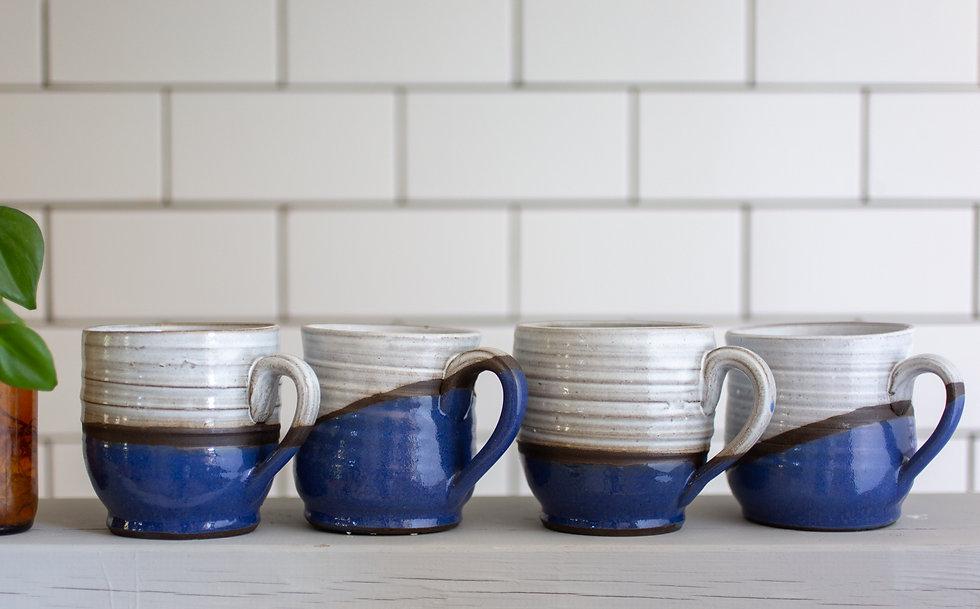כוסות קרמיקה בעבודת יד