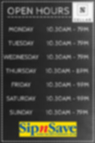Cellar Business Opening Hours Poster.jpg